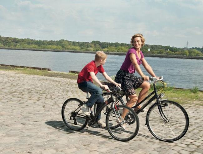 Film le gamin au vélo