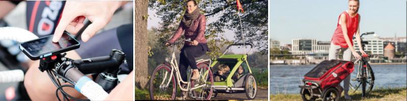 Le matériel pour rendre vos randonnées vélo agréables