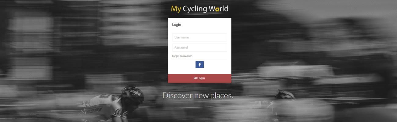 MyCyclingWorld, le réseau social qui réunit autour du vélo