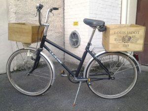 Les vélos d'occasion avec sacoches et paniers