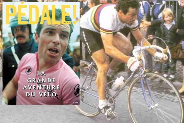 L'histoire du cyclisme retracée dans «Pédale!»