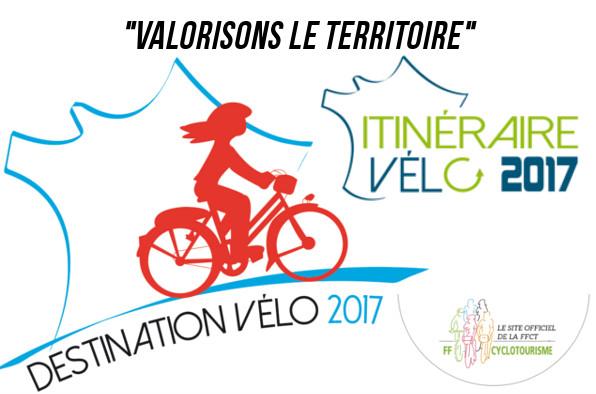 Les trophées Destination vélo et Itinéraire vélo 2017 récompensent les territoires !