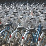 Les flottes de vélo promues pour la présidentielle 2017