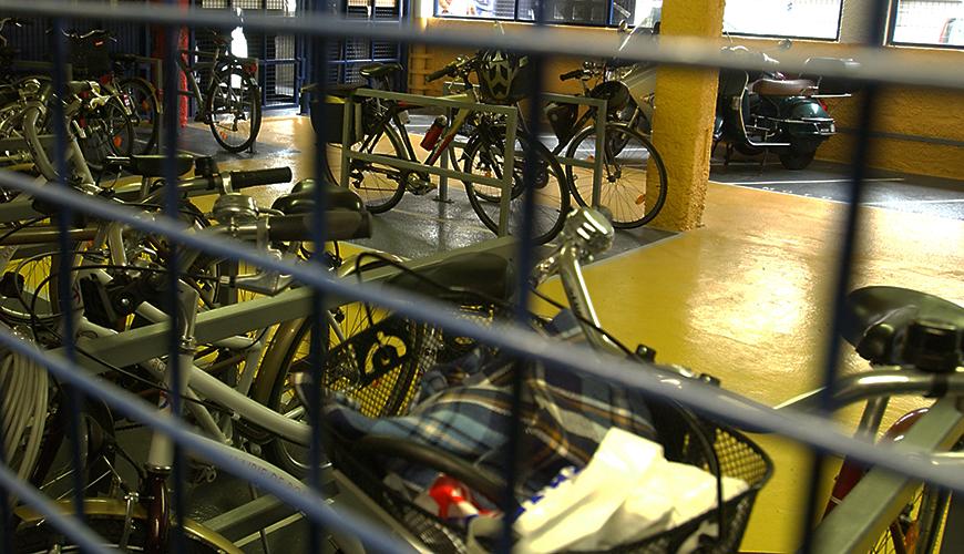 Garer son vélo à Bordeaux