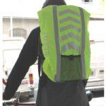 Protection sac à dos vélo