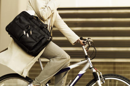 Les avantages d'aller au travail à vélo