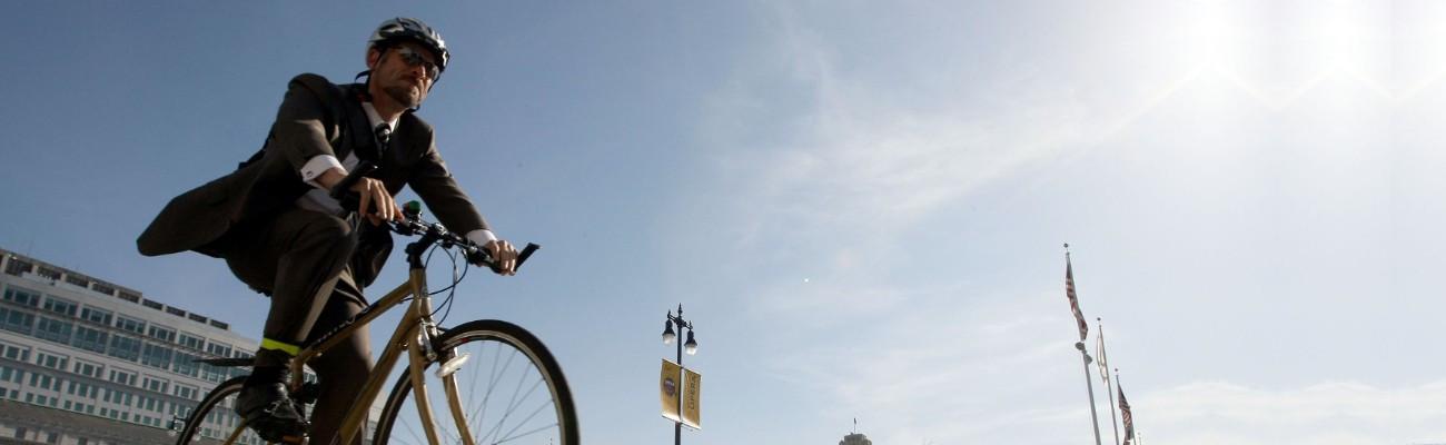 Pourquoi le vélotaf est la bonne résolution de l'année