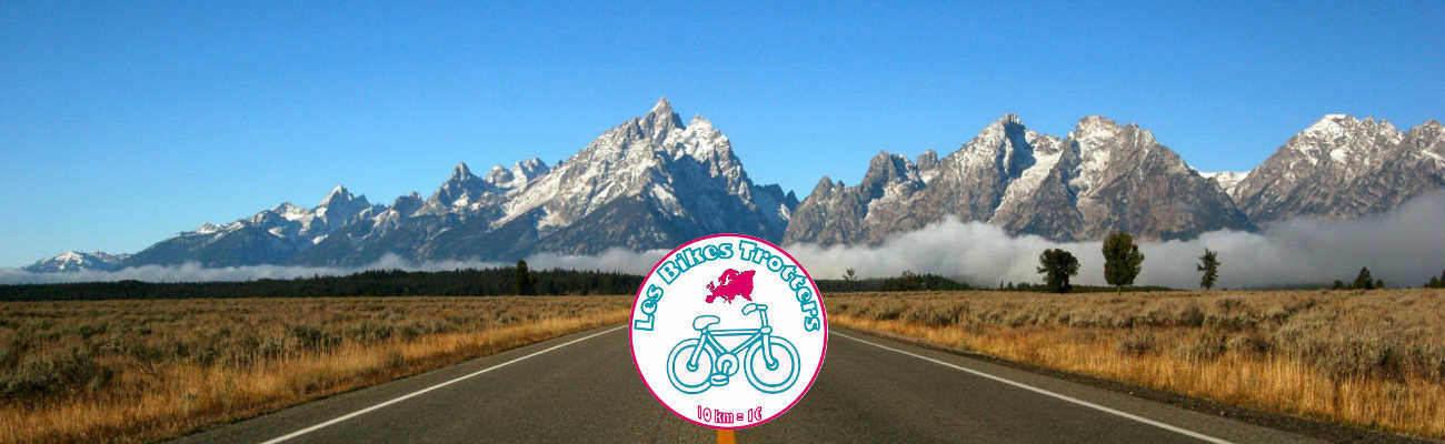 Les Bikes Trotters : ils partent pour un tour d'Europe à vélo contre la sclérose en plaques