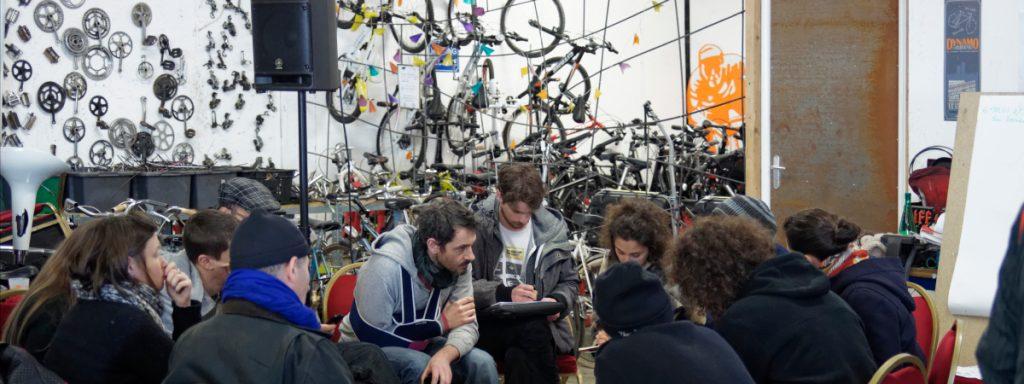 Les associations vélo luttent pour leurs subventions