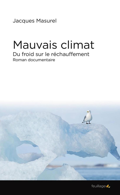 Livre sur le réchauffement climatique
