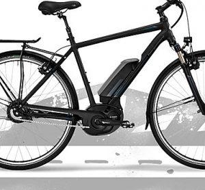 Bergamont avec moteur pour vélo électrique pédalier