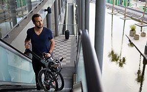 Optez pour un vélo pliant léger