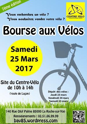 Bourse aux vélos du Centre Vélo