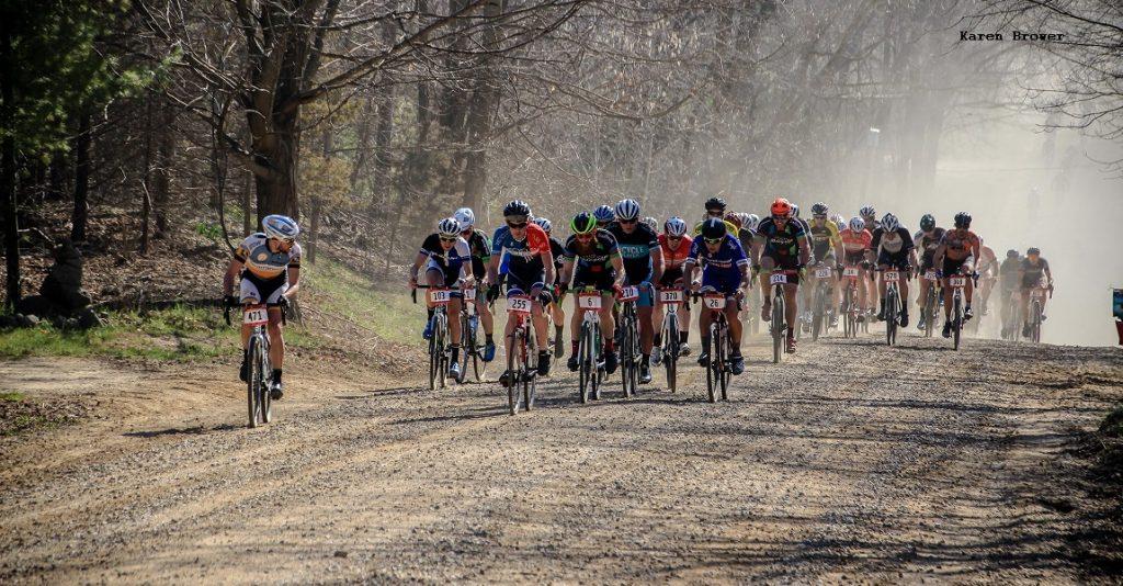La fameuse course Barry-Roubaix