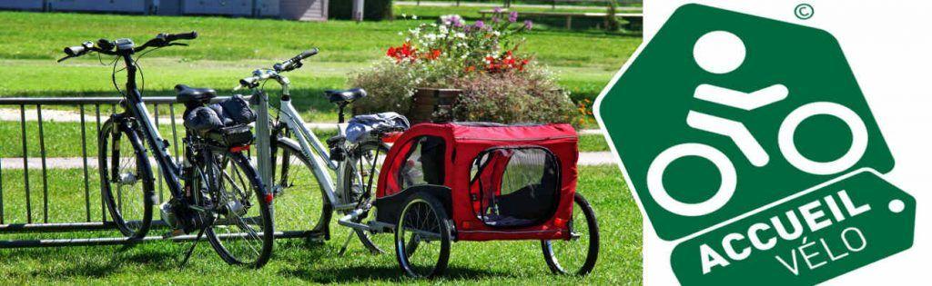Accueil Vélo : Près de 3000 établissements bénéficient du label depuis sa création