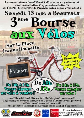 Bourse aux vélos de Vellovaque