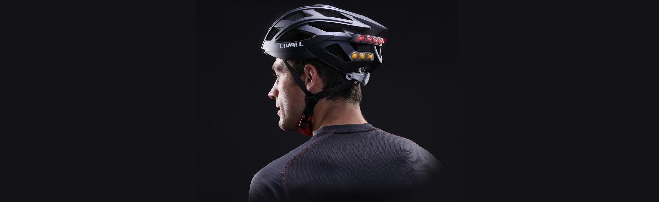 Le casque vélo connecté Livall aux multi-fonctions