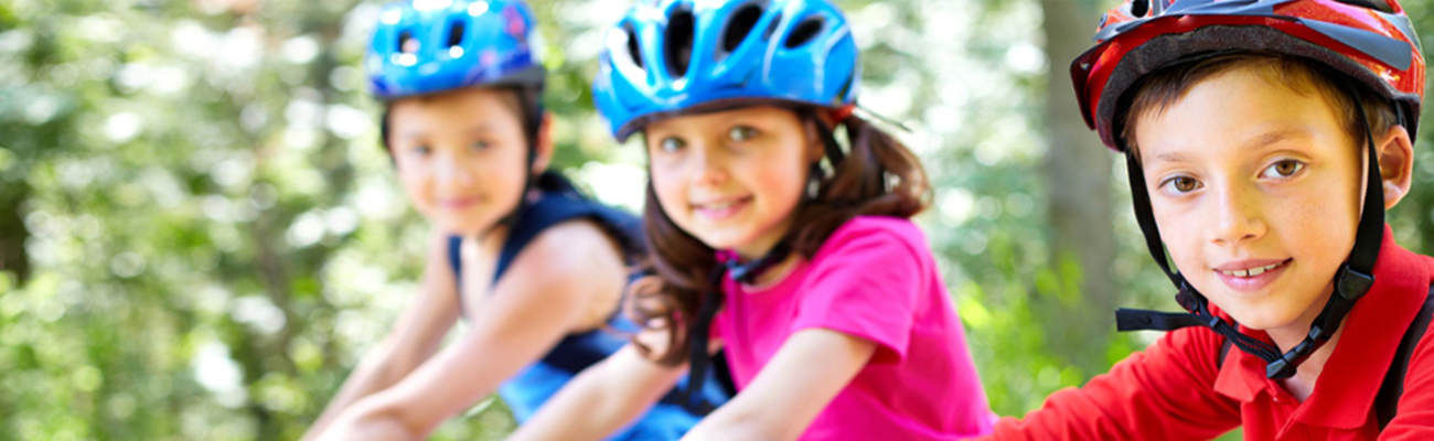 Casque vélo obligatoire pour les enfants : les avis divergent
