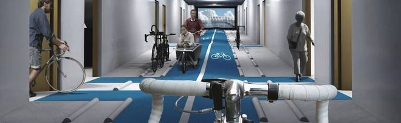 Des immeubles pro-vélo pour pédaler toujours plus