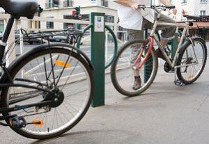 Arceaux vélos dans le Val de Marne