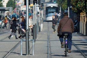 Rouler à vélo en PACA