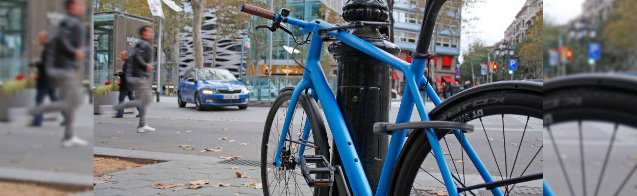 Assurer la sécurité de votre vélo en ville ou en voyage