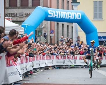 Le vert Bianchi dans le cyclisme