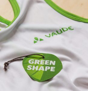 La garantie Green Shape de Vaude
