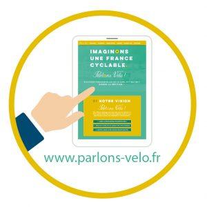 Diffuser la campagne parlons vélo dans les élections législatives