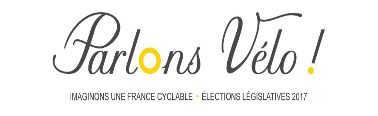 S'engager avec Parlons Vélo pour les législatives