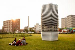 La Smog Free Tower: La tour capable de recycler l'air pollué