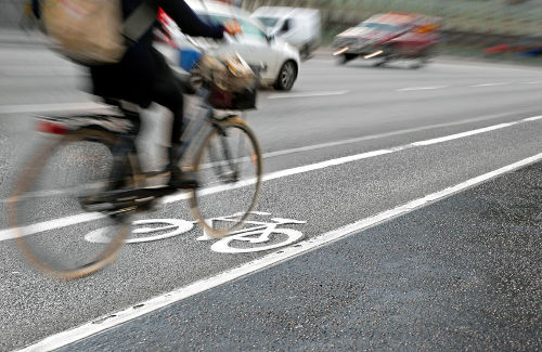 Rouler à vélo à Marseille