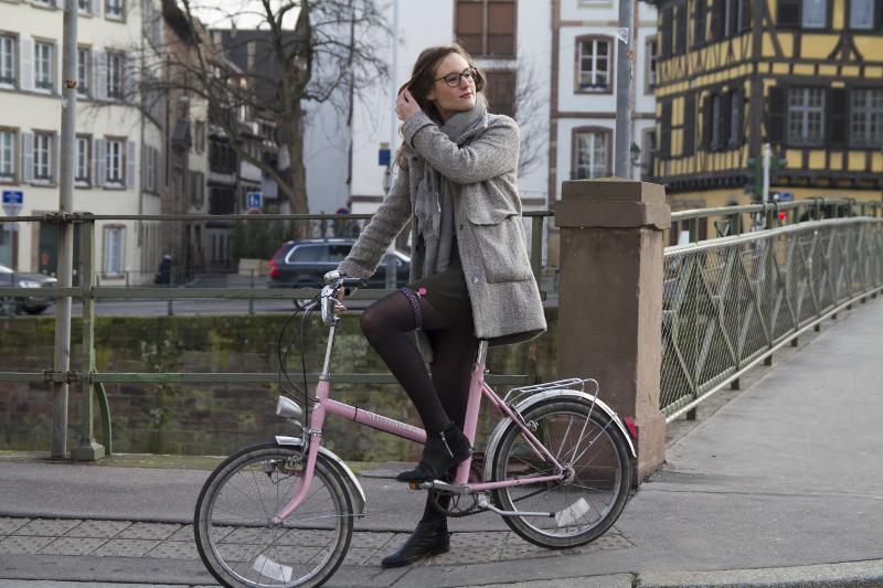 Le jart'elles pour Les filles à vélo