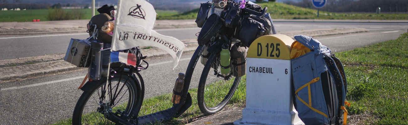 La Trottineuse : un voyage autour du monde à deux roues… de trottinette !