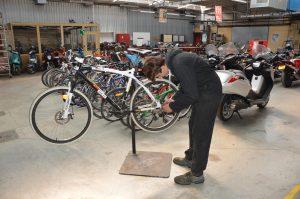Une formation vélo reconnue par l'éducation nationale