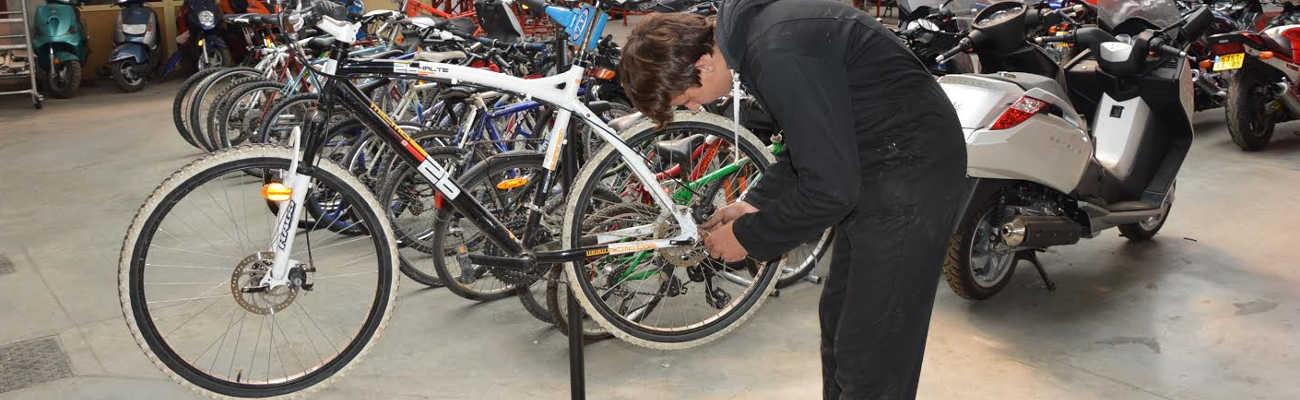 Une nouvelle formation vélo créée par le lycée professionnel Albert Chassagne