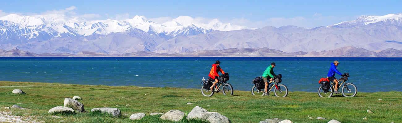 Voyage à vélo : retour d'expérience avec Solidream