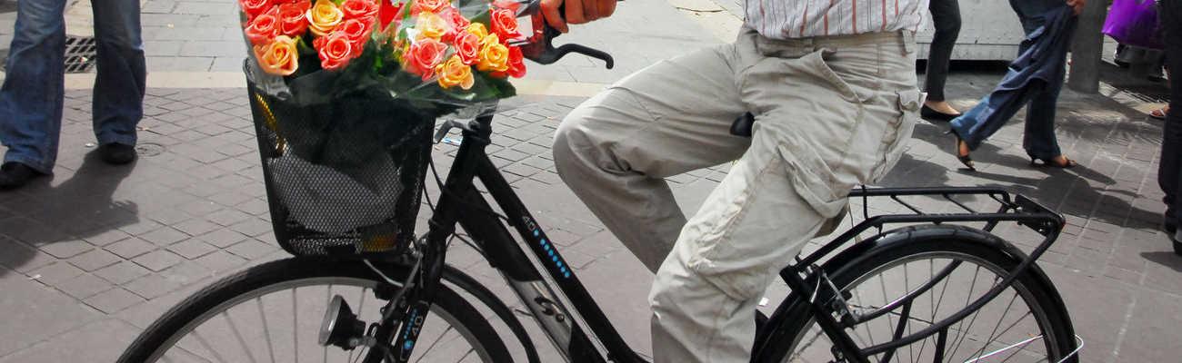 «La voiture est encore reine à Marseille», le témoignage d'un cycliste urbain