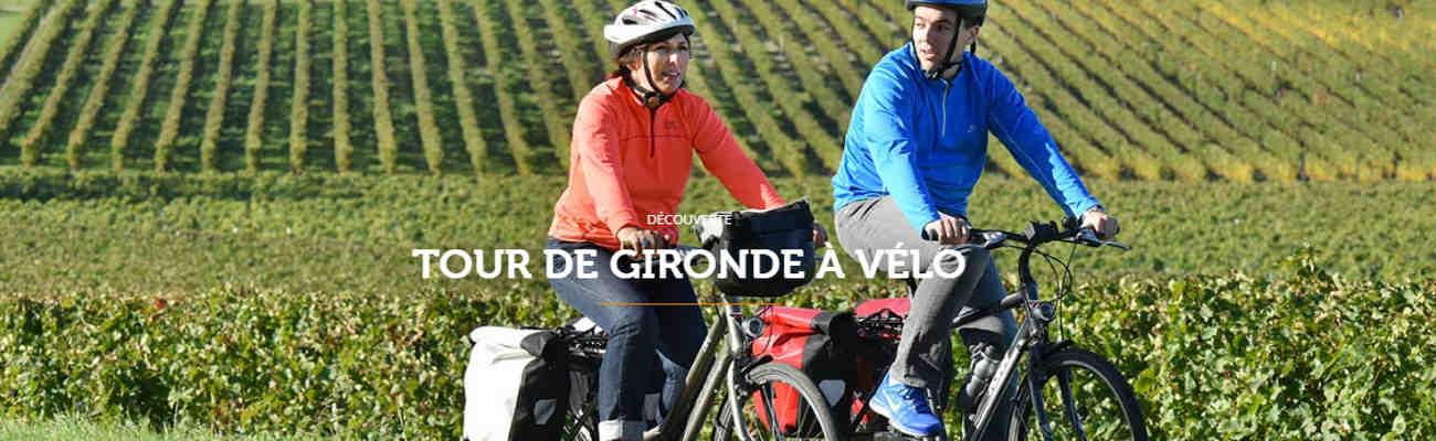 Découvrez la Gironde avec le nouvel itinéraire Le Tour de Gironde !