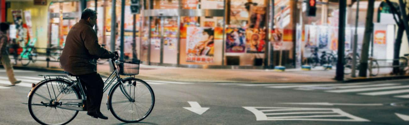 Vivre plus longtemps et être en meilleure santé grâce au vélotaf