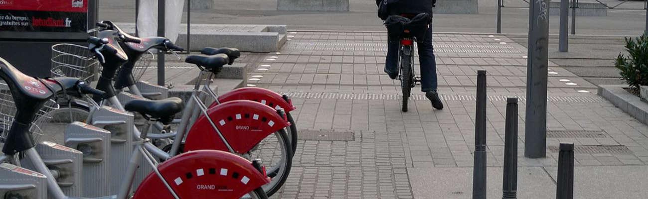Lyon: un bel exemple pour le développement du vélo