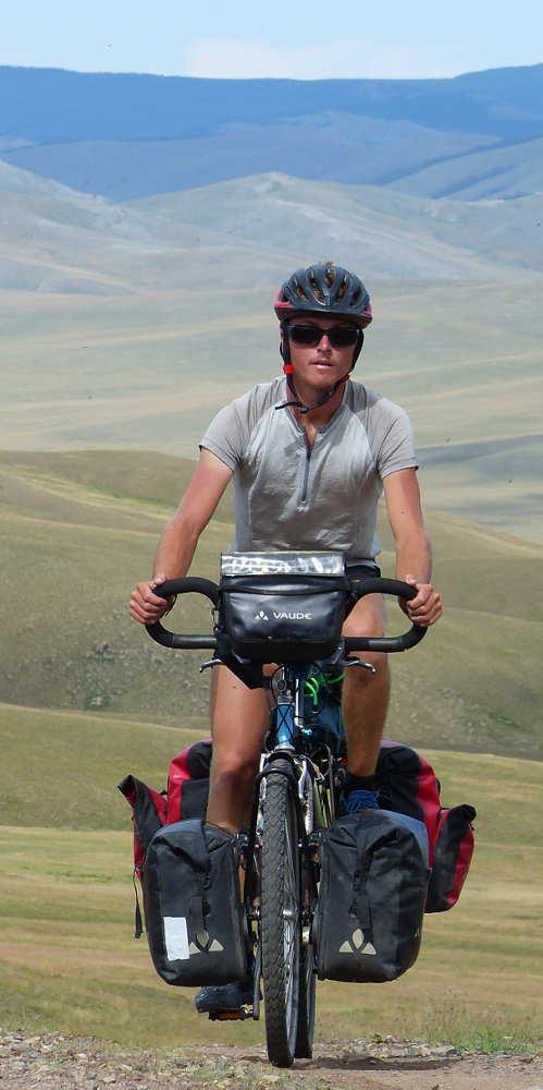 Guidon multi-positions pour voyage à vélo confortable