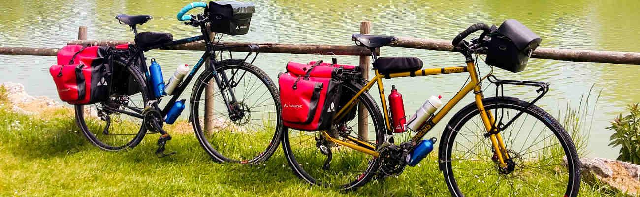 Tour d'Europe à vélo : le départ se prépare pour les Bikes Trotters