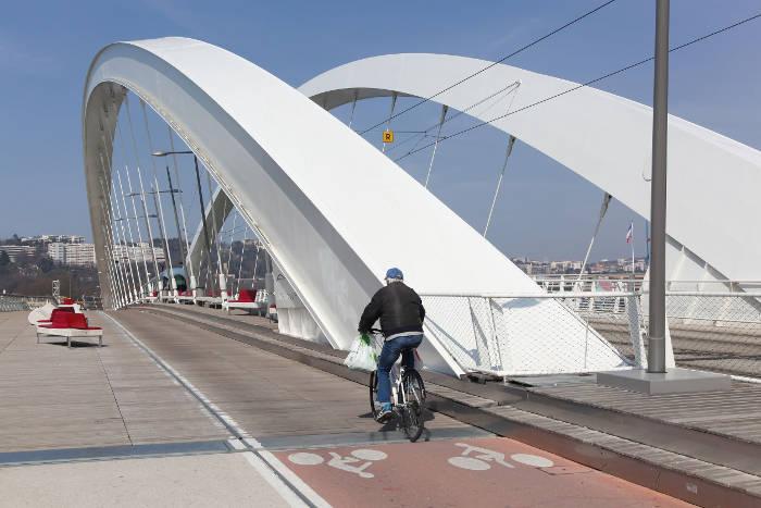 Vélo à Lyon