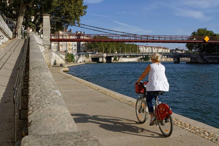Lyon, une ville cyclable