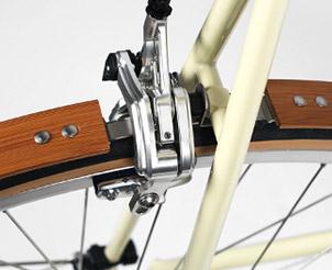 Monter une garde boue vélo