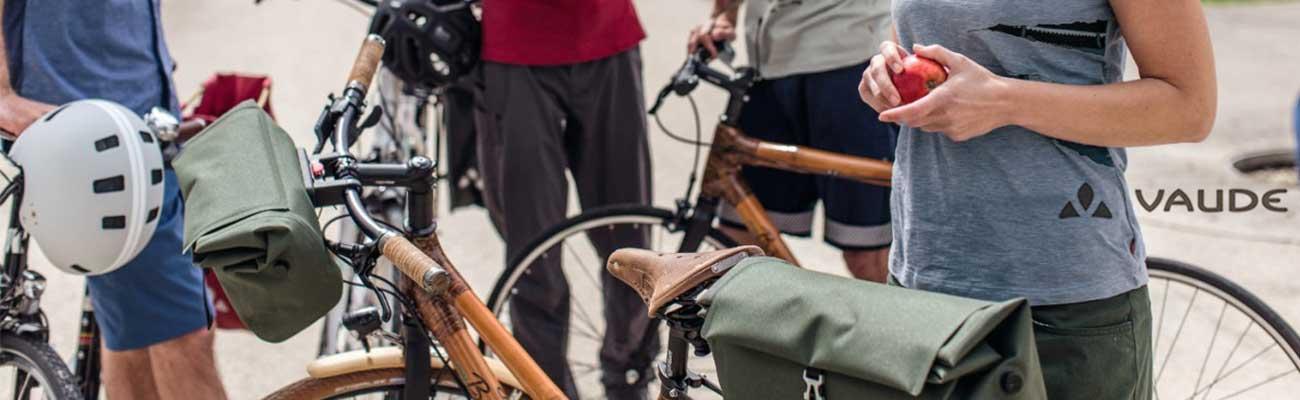 Vaude, les nouveautés 2017 pour la gamme de sacoches vélo
