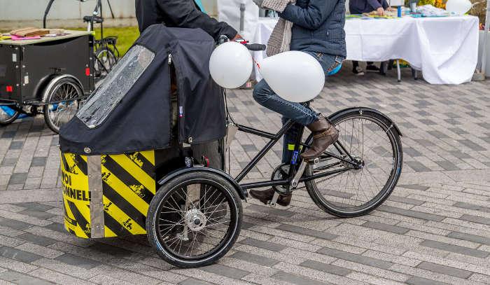 Vélowomon propose la location de vélos familiaux