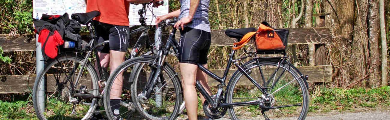 Transportez vos affaires à vélo avec un porte bagages adapté