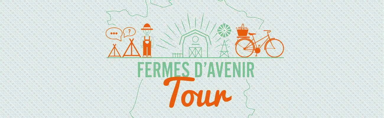 Fermes d'Avenir : un tour à vélo à la rencontre des fermiers